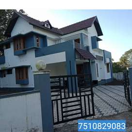 9  cent land New.  home. Kottayam.   Athirampuzha.