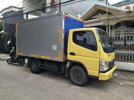 Mitsubishi Colt Diesel 2013 Canter Box  Engkel 4 ban