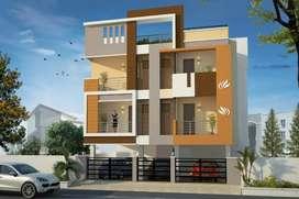 New 2 BHK Flats For Sale at Balaji Nagar, Near Pammal