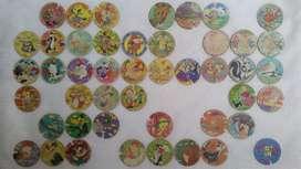 Tazos Koleksi Pribadi Seri Looney Tunes Bintang 1 - Set 46 Keping