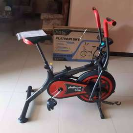 Sepeda Statis Terapi   Platinum Bike Total