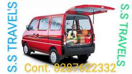 MARUTI EECO AVAILABLE FOR TOUR AND TRAVELS contact number