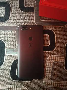 One plus 5t 6×64gb