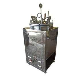 Mesin Pengawet Makanan Kemasan Hingga 2 Tahun - Mini Retort Sterilyzer
