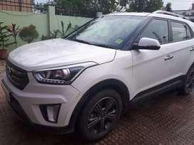 Hyundai Creta SX (O) Top model