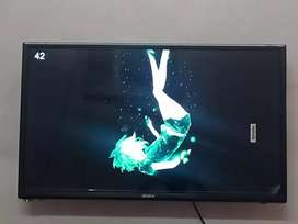 42 Inch Android Sony panel Led TV diwali offer