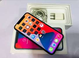 Apple iPhone X 64GB mobile for sell in mint condition just 1year o