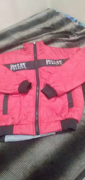kids jacket (reversible) both side size 32