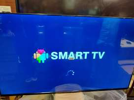 "32"" New led tv with 3year warranty home delivery Samsung panel inside"
