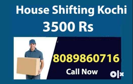 House Shifting Kochi 3500 Only