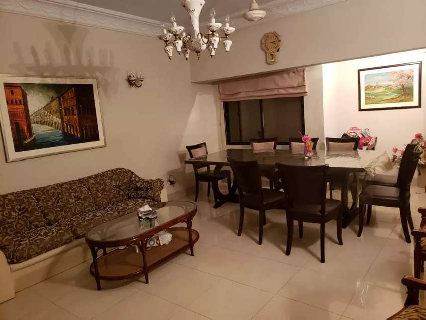 In Clifton Block 7, Sea Breeze super start, apartment 3 Bed available, 0