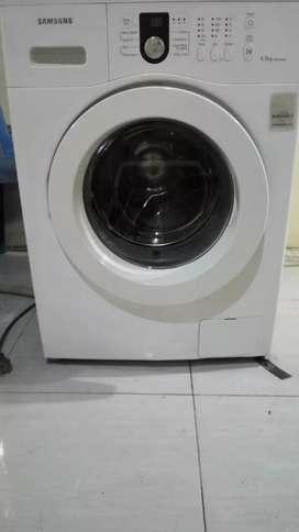 mesin cuci samsung front loading 6.5 kg orisinil