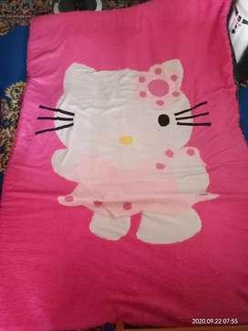 Di Jual Kasur Rafstur Bekas.Hello Kitty