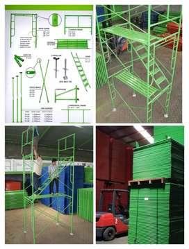 Scaffolding kapolding steger andang galam bambu rental sewa jual 243