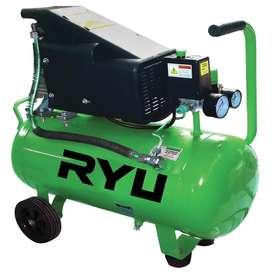 RYU COMPRESSOR 35 LITER 2 HP - MOTOR PENGGERAK - KOMPRESOR LISTRIK