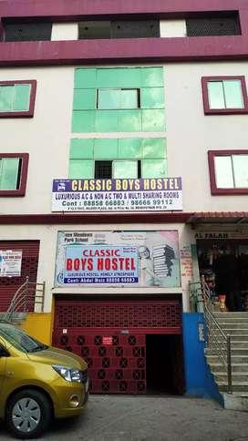 CLASSIC BOYS HOSTEL AC/NON AC