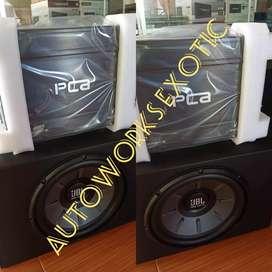 Paket audio jbl