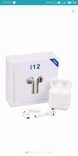 Air pot with sencer touch i12