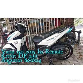 Vario 150cc 2015 Esp Remote iss Murih