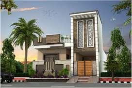 25*50 House opposite Borkhera Thana