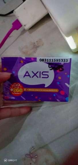 Axis nomer cantik