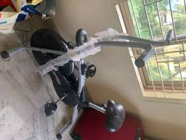 Digital gym cycle for sell.