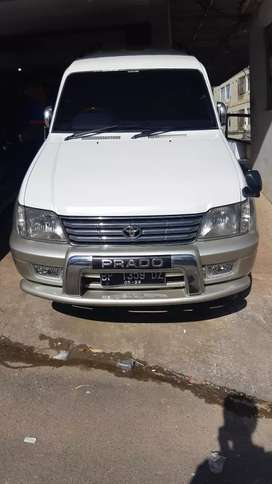 Toyota Prado solar/diesel th 2000 AT Khusus batam