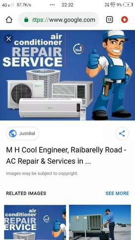 Experienced young and dynamic Ac engineer for installing, repairing