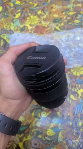 Lensa Wide Canon 10-18 mm EFS