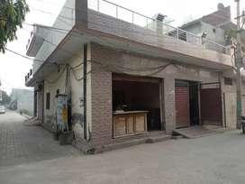 Length of house 4 marale And 7 gaj(107) gaj total