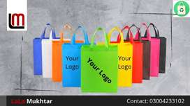 Non Woven Bags, Cloths Bags and all other cloth bags