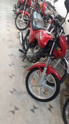 I am selling byk suzuki