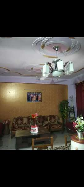 3BHK house with terrace - 2 side open