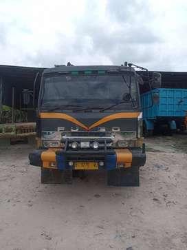 Jual mobil barang truk/truck Mitsubishi Fuso FT418V Tahun 1998