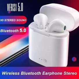 Headset bluetooth 5.0 i7s