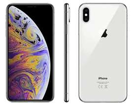 iPhone XS MAX 256 GB Silver Apple Original SALE