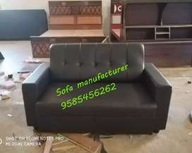 Sofa and cot available
