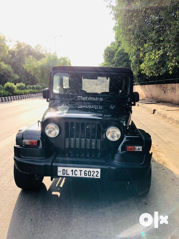 Mahindra Thar CRDe 4x4 AC, 2015, Diesel 0