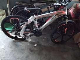 Mtb tanggo pelek racing