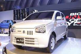 Get New Suzuki ALTO on just 20% Down payment.