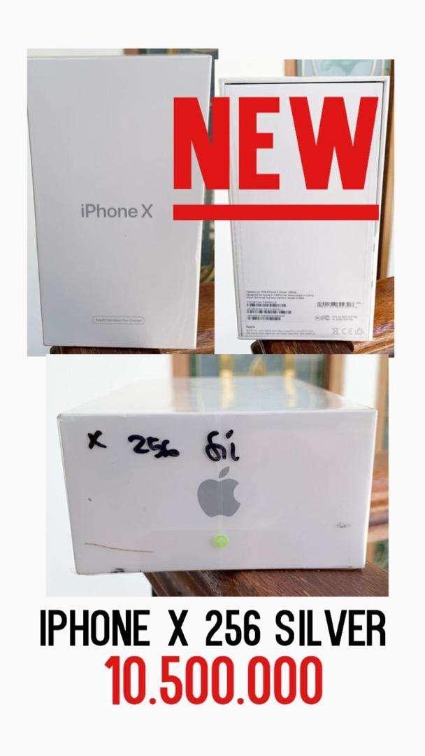 Iphone X 256GB Silver 0
