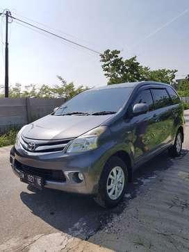Toyota Avanza G Tahun 2013 Super