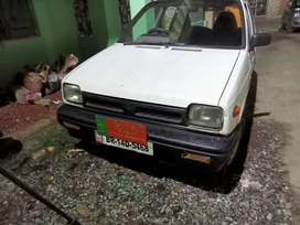 Maruti Suzuki 800  daily used maintained and 13 days new Exide battery