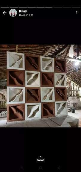 Roster beton variasi