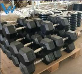 All type of dumble 85 per kg.