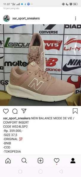 Sepatu new balance ORI 100% murah