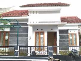 Rumah minimalis di sewakan perumahan Duwet asri blok B