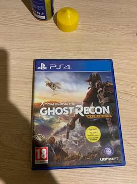 BD PS4 PS 4 Ghost Recon