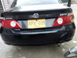 Automatic Honda city for sale