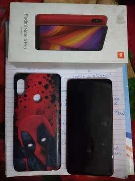 Redmi Note 5 Pro Red